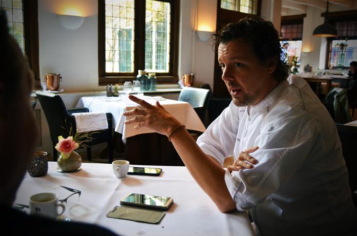 Mark Gratama Chef